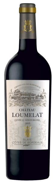 France Chateau Loumelat J.J Lesgourgues Cotes De Blaye Bordeaux 375ml