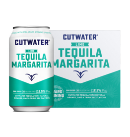 USA Cutwater Lime Tequila Margarita 355ml