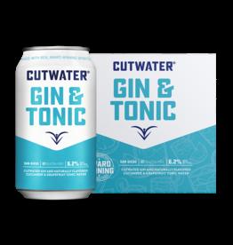 USA Cutwater Gin & Tonic Old Grove 355ml