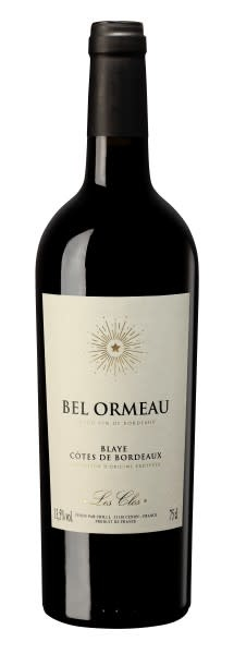 France Bel Ormeau Cotes De Bordeaux 2018