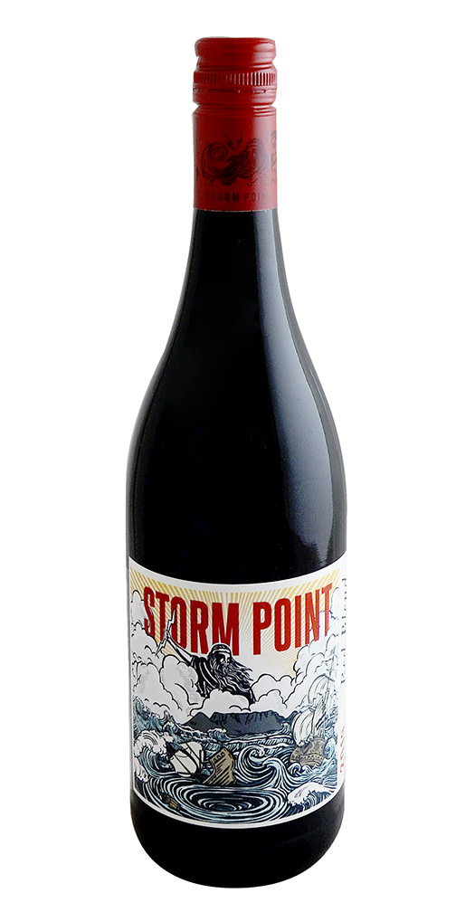 South Africa Storm Point Red Blend