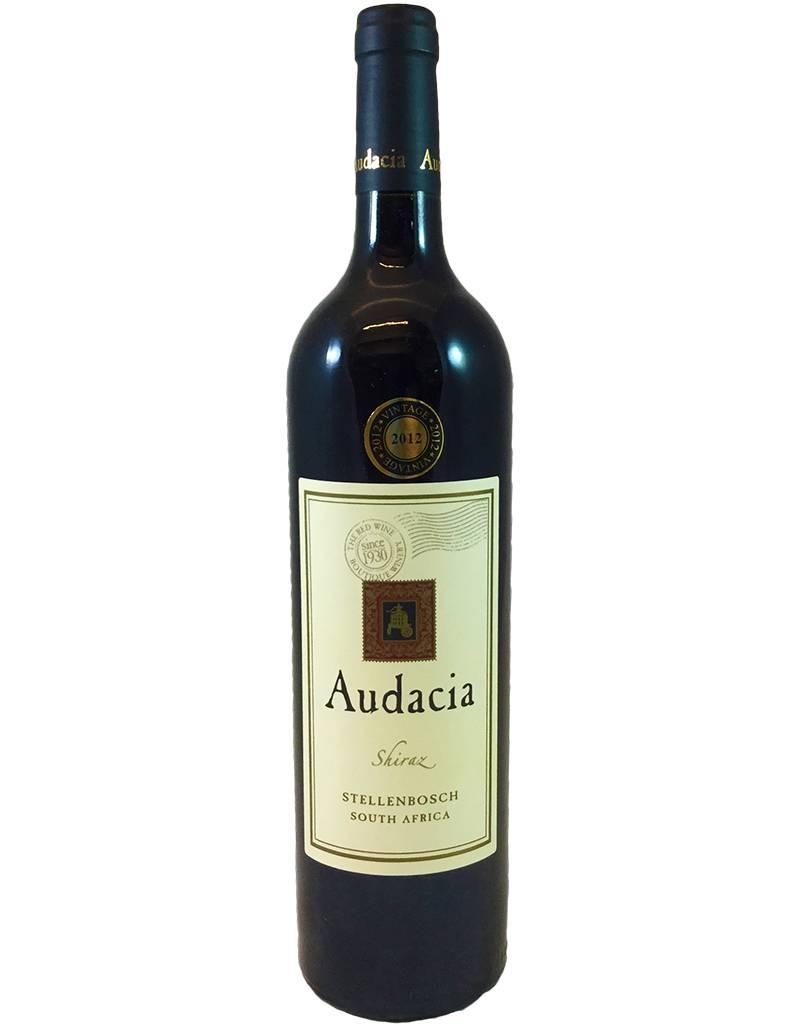 South Africa Audacia Shiraz