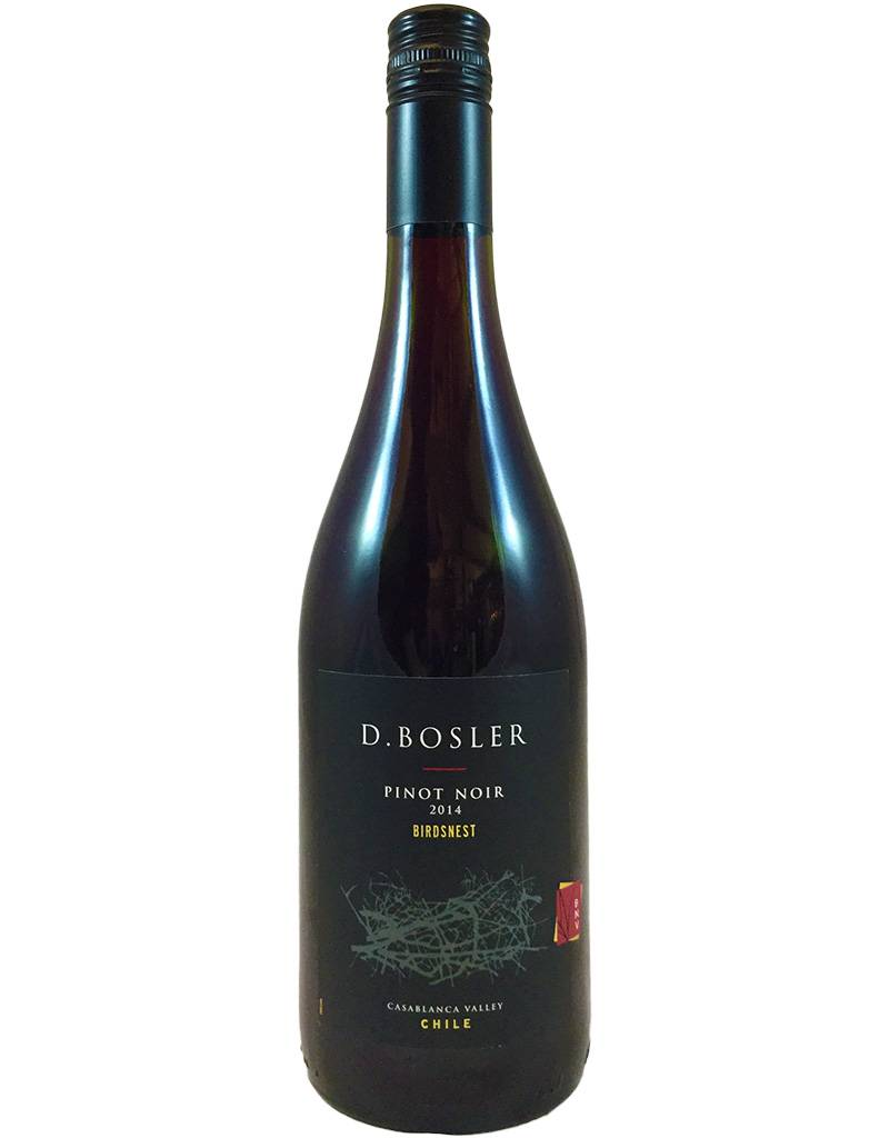 "Chile D. Bosler Pinot Noir ""Birdsnest"""