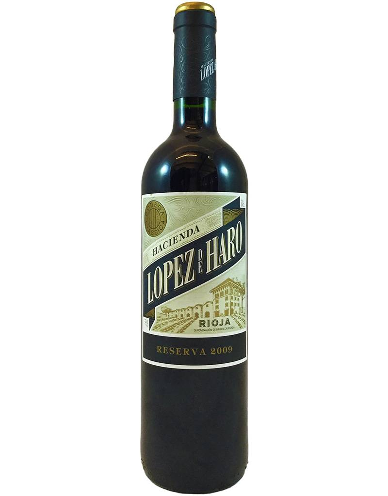 Spain Lopez de Haro Rioja Reserva