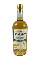 Ireland West Cork 10 Year Single Malt Whiskey