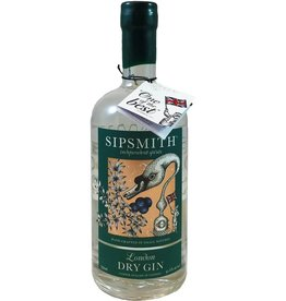 England Sipsmith London Dry Gin