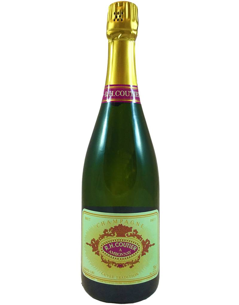France R H Coutier Champagne