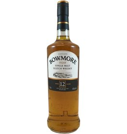 Scotland Bowmore 12YO Single Malt Scotch