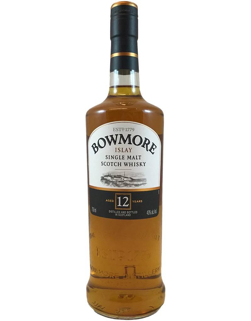 Scotland Bowmore 12YO Single Malt Scotch