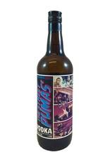 USA The Street Pumas Vodka