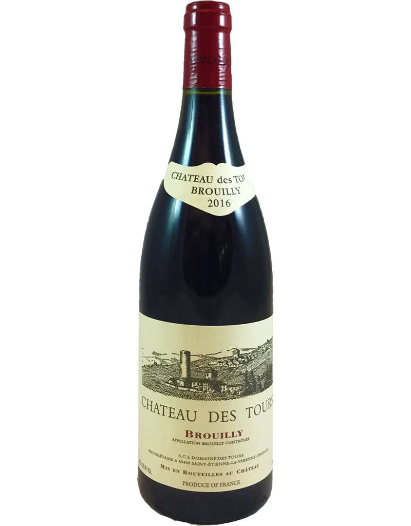 France Ch des Tours Brouilly