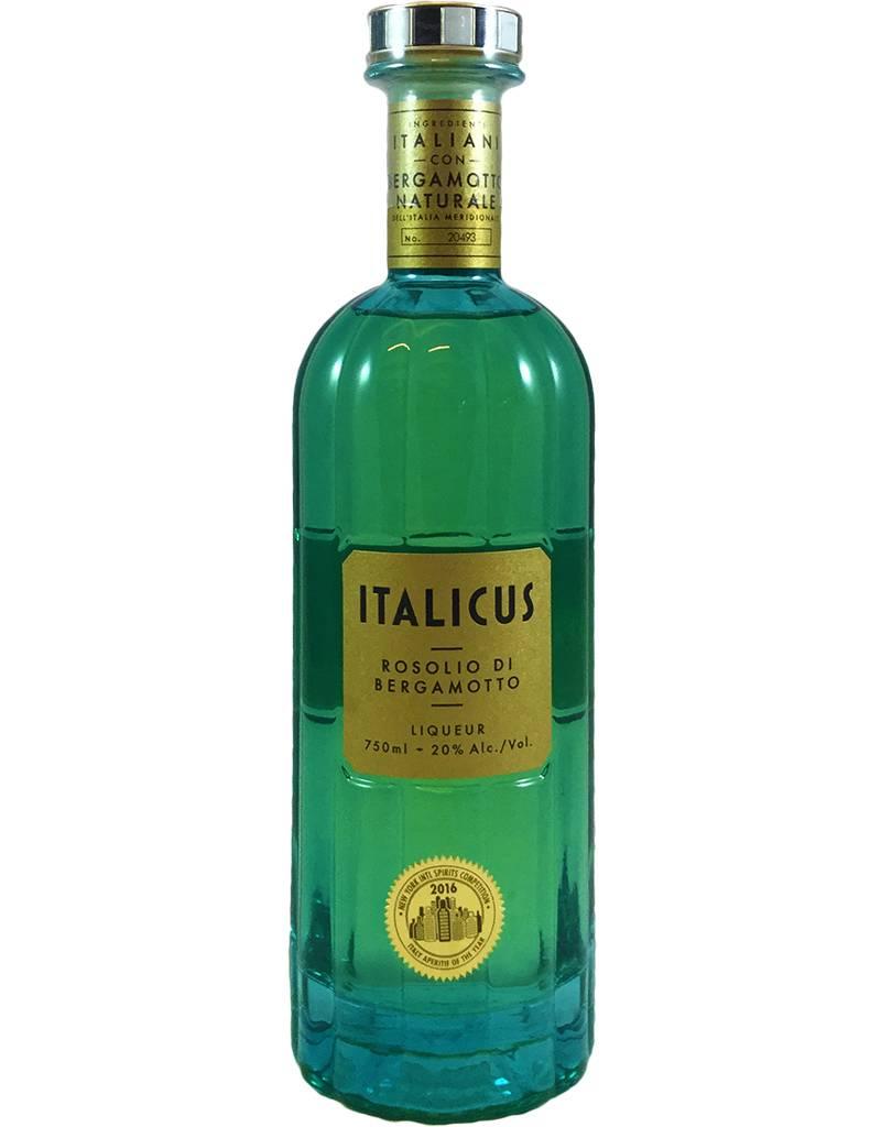 Italy Italicus Rosolio di Bergamotto Liqueur