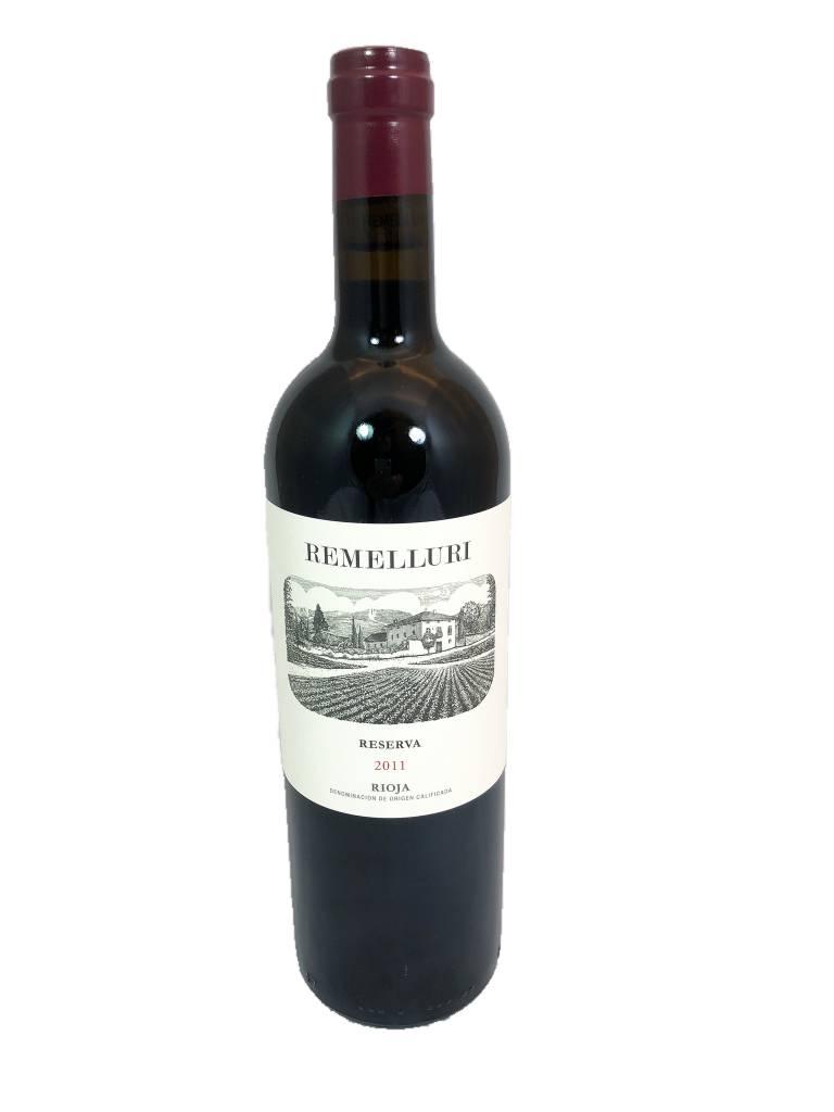 Spain Remelluri Rioja Reserva