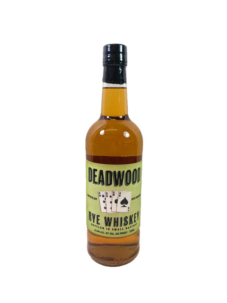 USA Deadwood Rye Whiskey