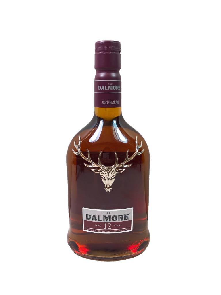 Scotland Dalmore 12 Years Highland Single Malt Scotch Whisky