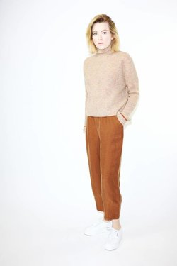 Paloma Wool Vesta Sweater in Soft Pink