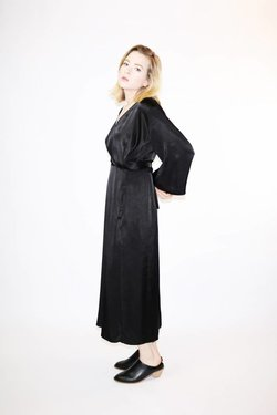 Just Female Satine Dress in Black