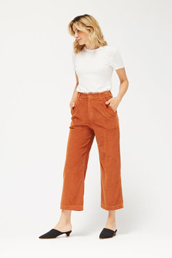 Lacausa Frankie Trousers in Fox