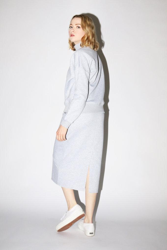 Just Female Inger Skirt in Grey