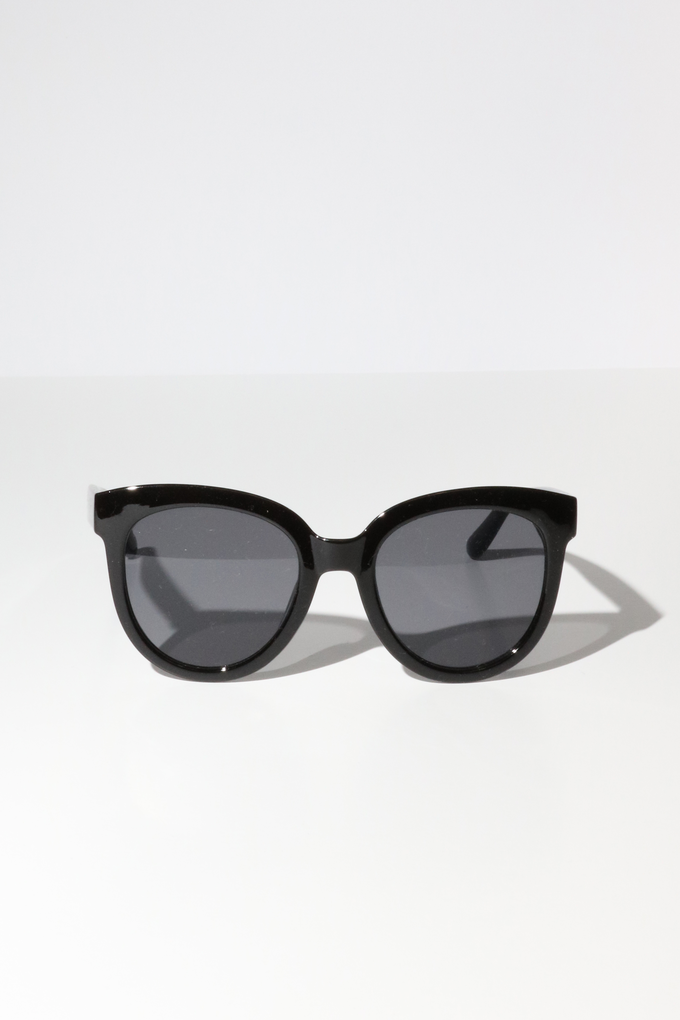 Reality Supersense Sunglasses in Black