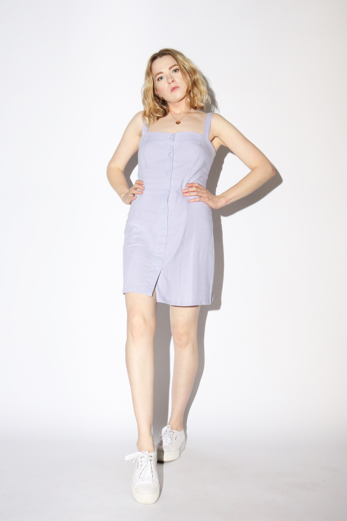 Rita Row Coco Dress in Lavender
