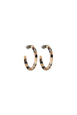 Machete Mini Hoops in Abalone