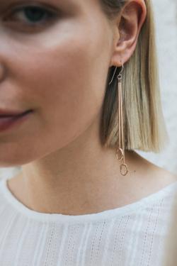 Ellen Mote Santo Earrings