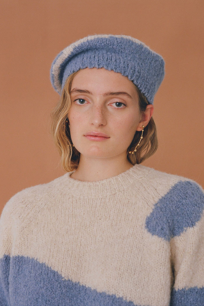 Paloma Wool Tere Hat in Sky Blue