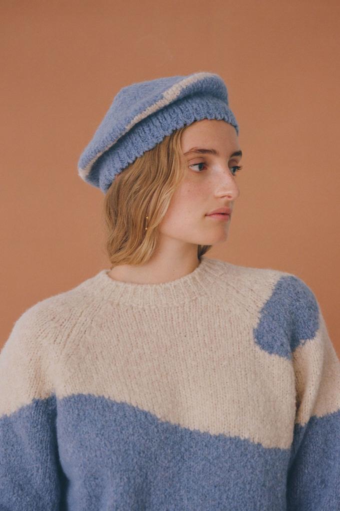 Paloma Wool Tere Hat in Sky Blue