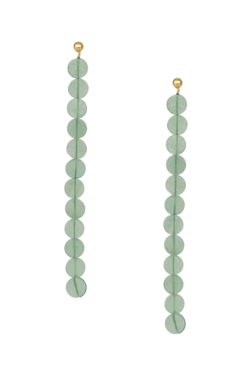 Paloma Wool Lacasa Earrings in Light Aquamarine