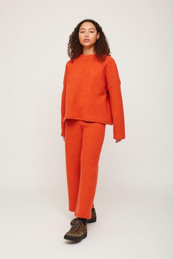 Rita Row Pants in Orange