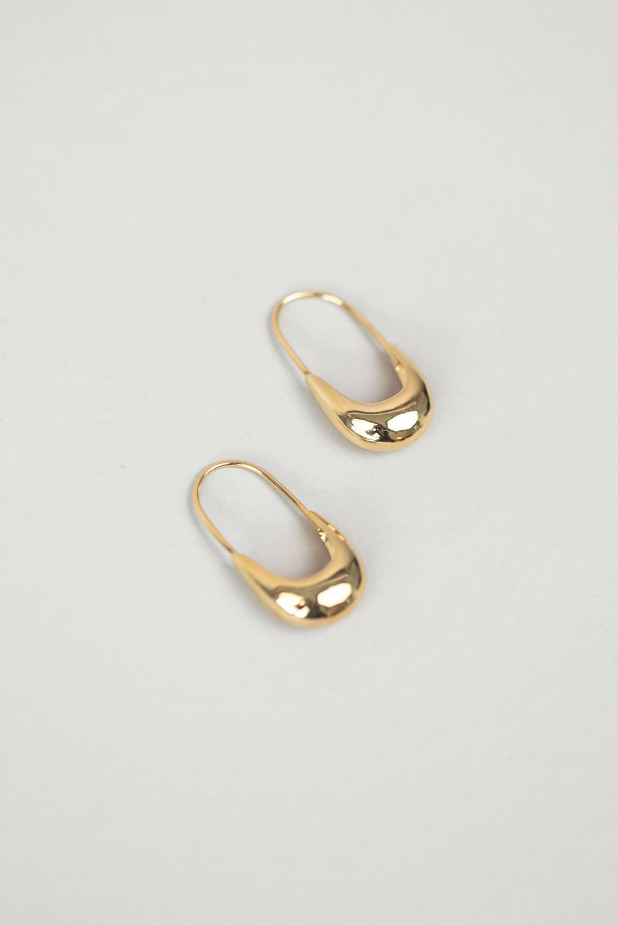 Wolf Circus Marta Hoops in Gold