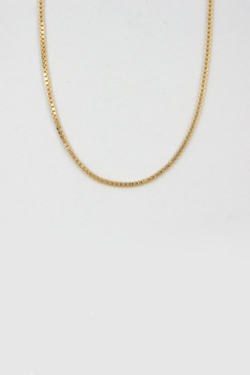 Merewif Wyatt Chain Necklace in Gold