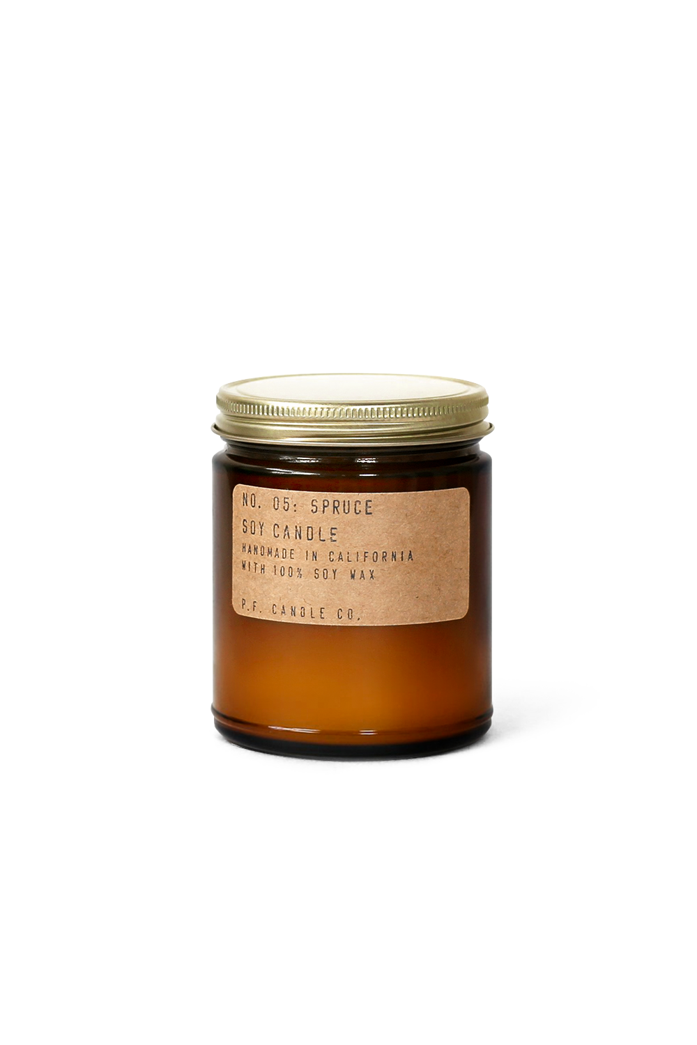 P.F. Candle Co. Spruce Soy Candle