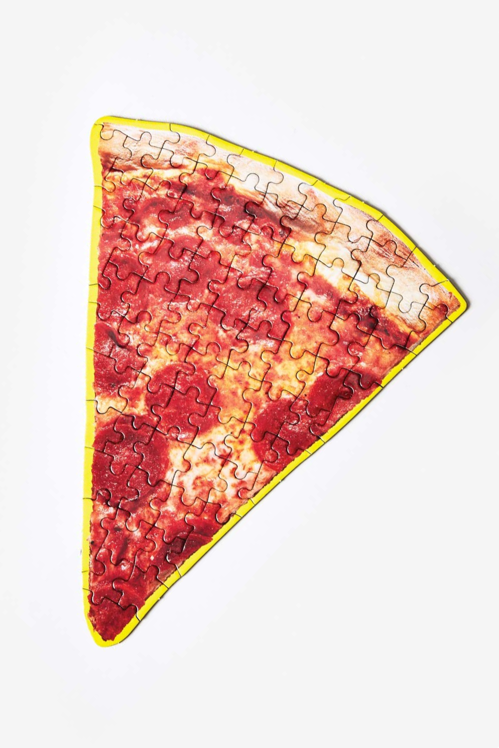 Areaware Little Puzzle Thing: Pizza Slice