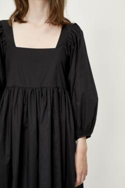 Just Female Merle Dress in Black