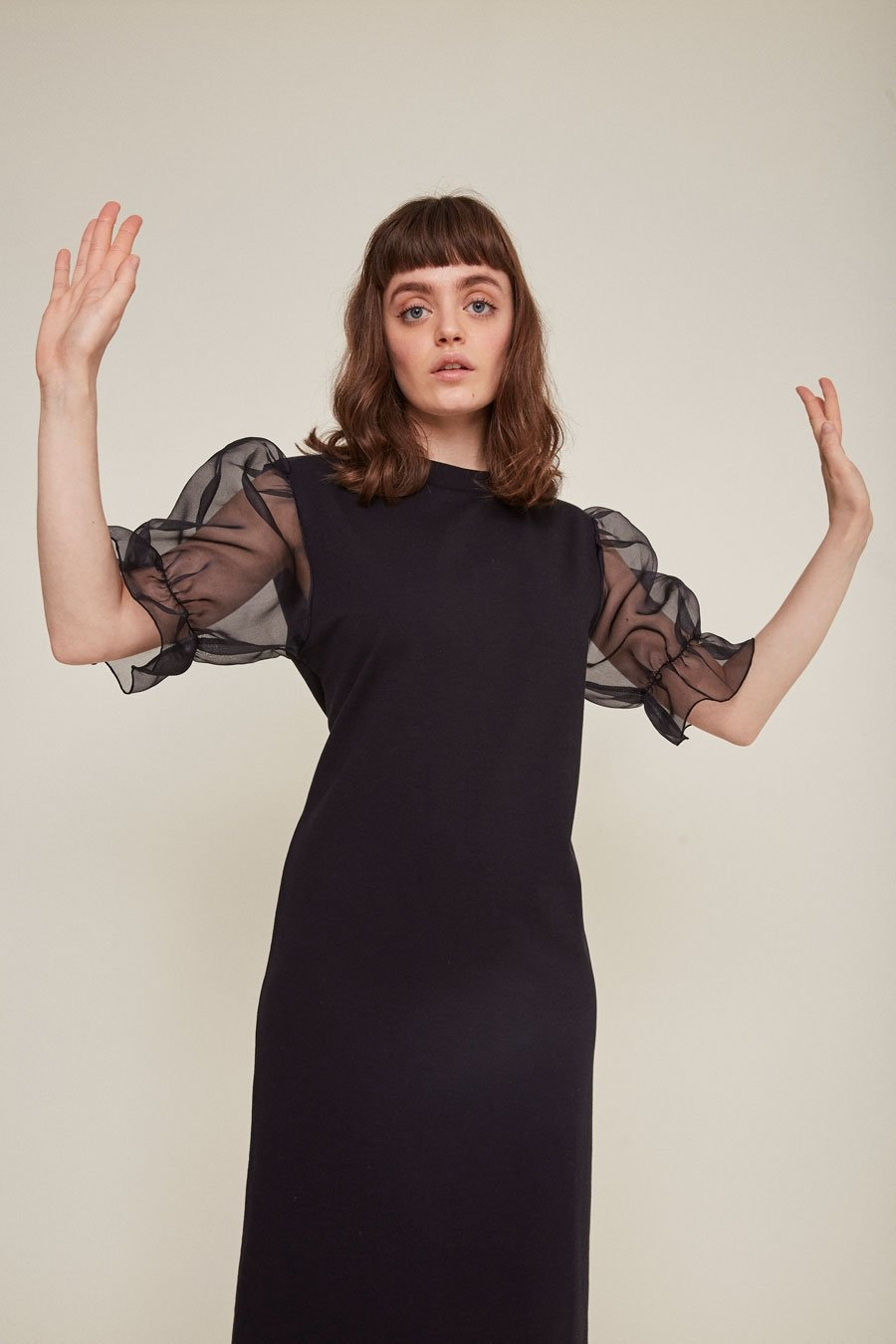 Rita Row Giula Dress in Black