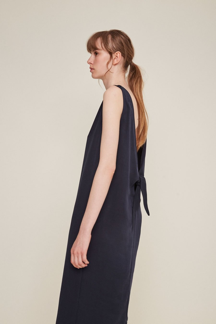 Rita Row Julia Dress in Navy
