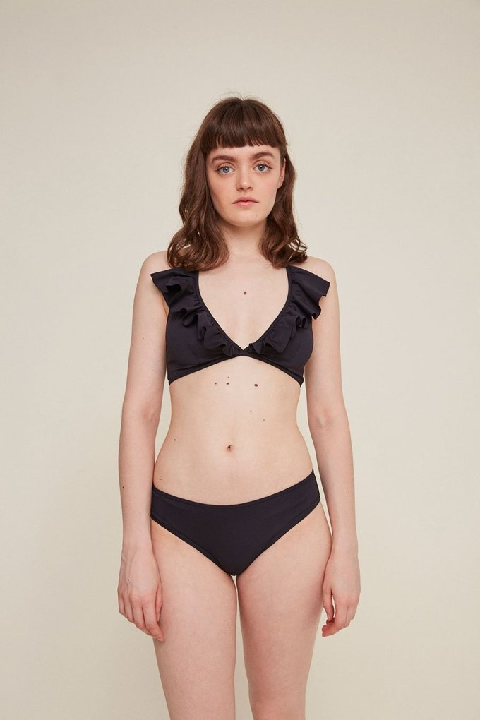 Rita Row Placida Bikini in Black