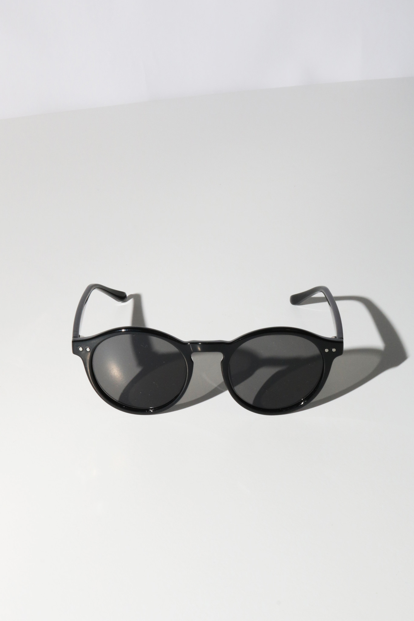 Reality Hudson Sunglasses in Black