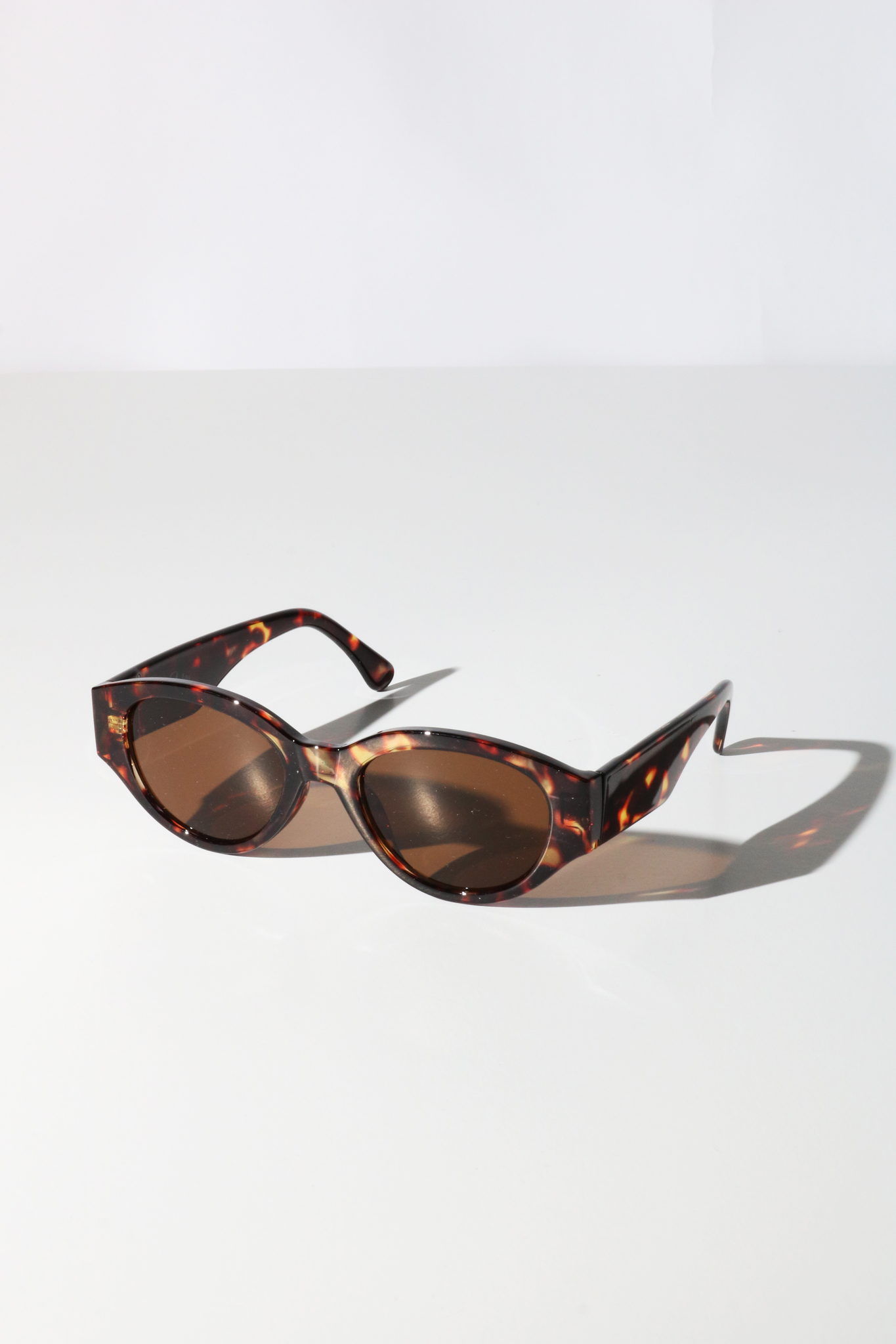 Reality Strict Machine Sunglasses in Turtle