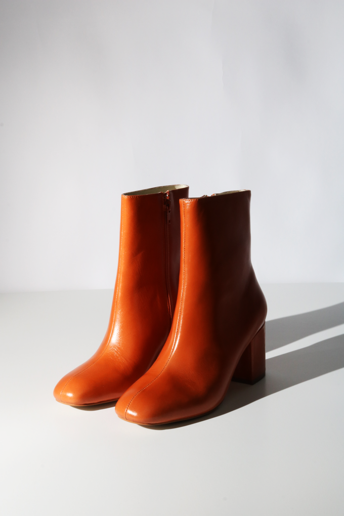 Intentionally Blank Janetta Boot in Whiskey