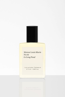 Maison Louis Marie No. 2 Le Long Fond Perfume Oil