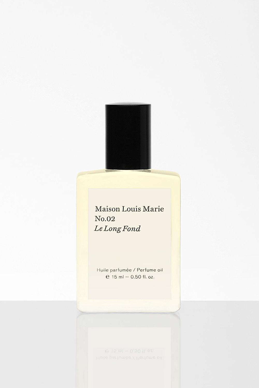 Maison Louis Marie No. 2 Le Long Fond Perfume Oil