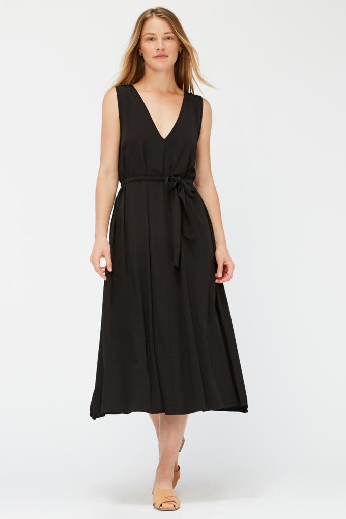 Lacausa Marina Dress in Black