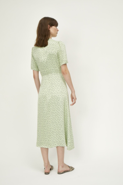 Just Female Marielle Dress in Little Daisy Pattern