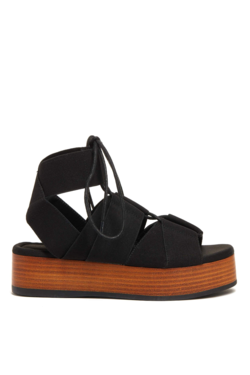 Kelsi Dagger Brooklyn Decatur Sandal in Black
