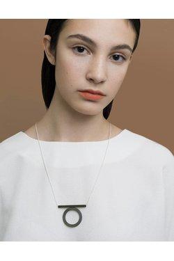 Natalie Joy Black Hole Necklace