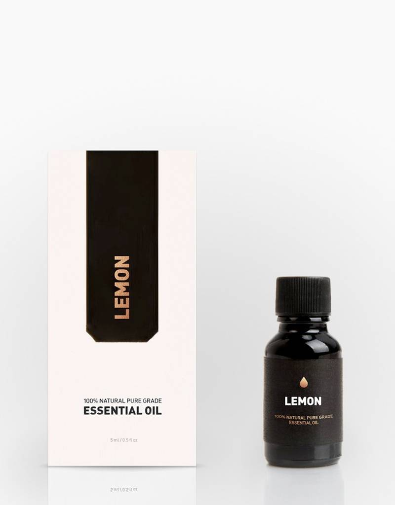 Way of Will Lemon Essential Oil