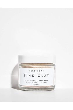 Herbivore Botanicals Pink Clay Exfoliating Dry Mask